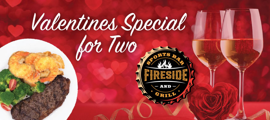 Valentines Special for Two
