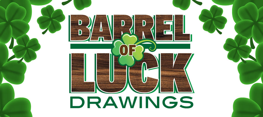 Barrel of Luck Drawing