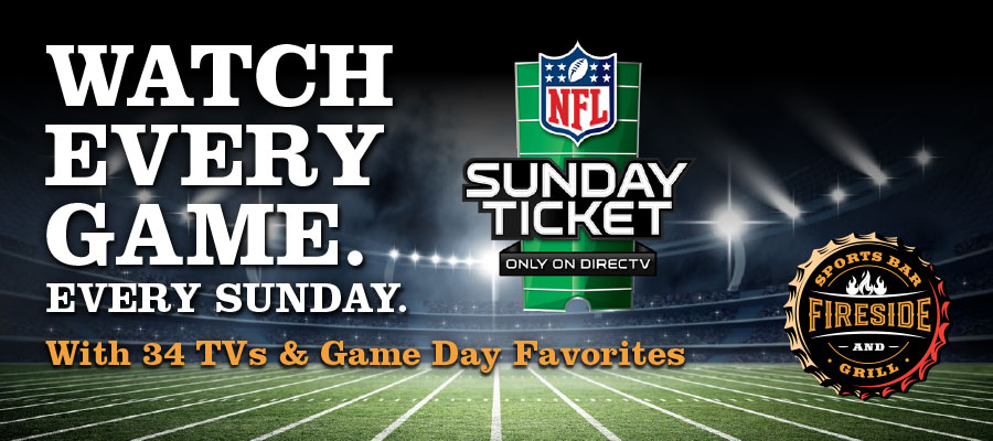 Watch Every Game. Every Sunday.